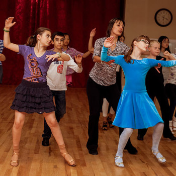 Kids Ballroom & Latin 5-6 yrs.