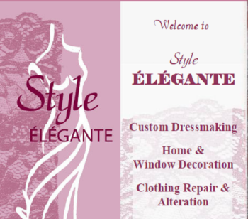 Custom Dressmaking and Professional Dance Apparel in Montreal