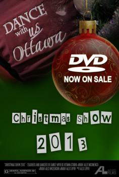 chrisas showcase dvd