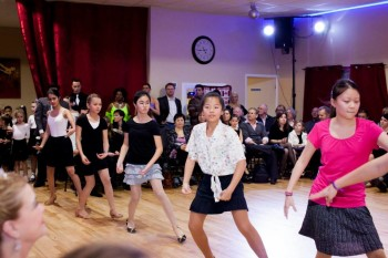 New Beginner Kids Ballroom & Latin 6-10 yrs.