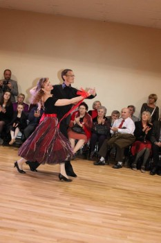 The most exciting Dance Xmas Party in town is coming up on December 17th at 6:30 pm.!