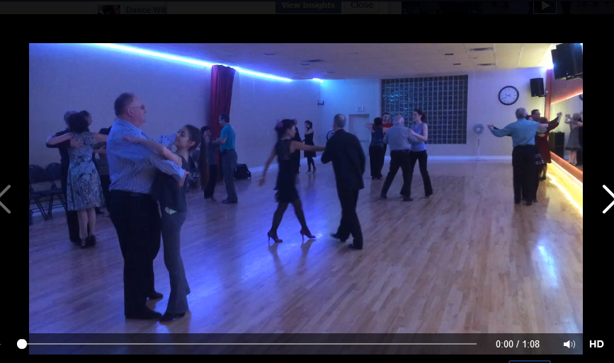 March 22/14 Social Dance Party Facebook Video