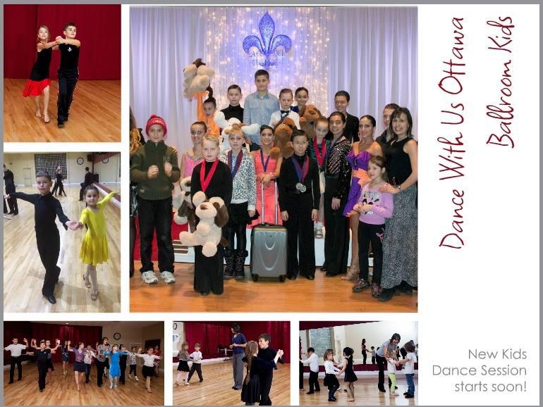 dance with us ottawa ballroom kids