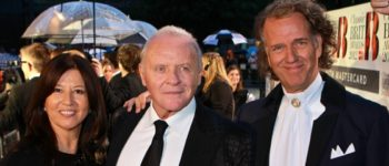 andre rieu and anthony hopkins