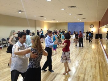 social dance party image
