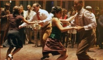 dance party indoors