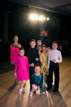 With Alex Lipov, Angelina Mikhailova, Cristina Dumbrava, Ivn Pltnkv, Svet Lana, Anna Vadash and Alexander Niconenco