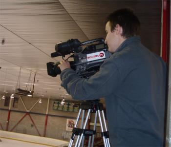Djuradj_Vujcic_Rogers_TV_camera_self-portrait