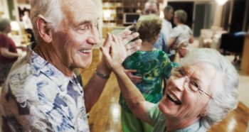 Senior's Dance Fitness Class @ Dance With Us Ottawa 80 -B Jamie | Ottawa | Ontario | Canada