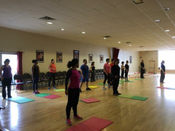 BallroomFit Conditioning Class @ Dance With Us Ottawa | Ottawa | Ontario | Canada